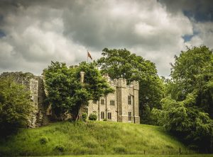Bellister Castle, near Halwhistle