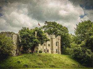 Bellister Castle, near Halwhistle