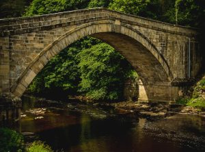 Enjoy fishing on the South Tyne River