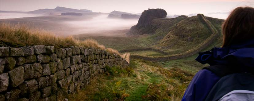 Explore Hadrian's Wall